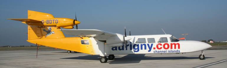 Alderney Airport Uses Egnos To Ensure Service Continuity