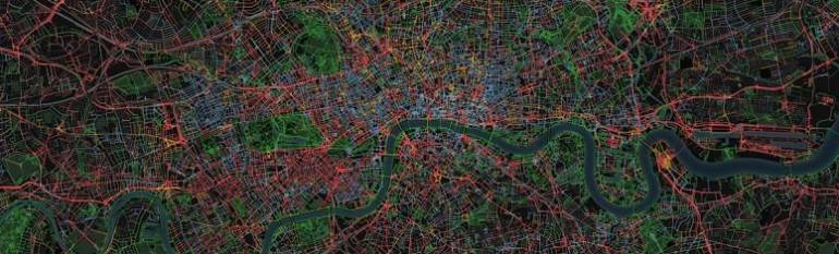 Good City Life: crowdsourcing satellite data and emotions to map our urban landscape