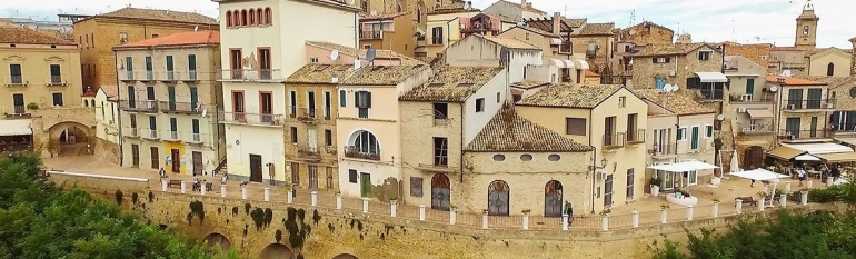 City of Vasto: relying on satellite navigation to enhance sustainable mobility