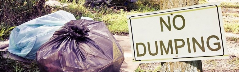 Müllweg! DE - The German solution to fight illegal waste dumping