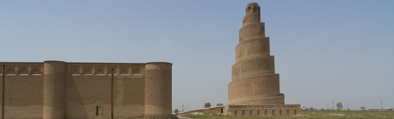 Using satellite images to assess damages to heritage sites in Iraq