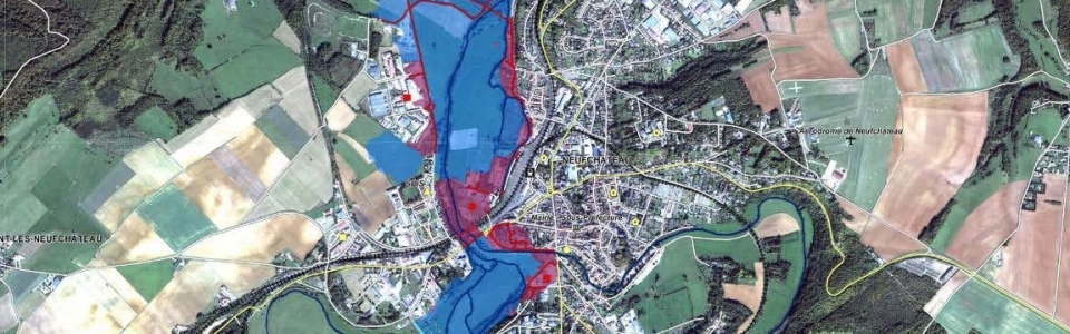Interregional Consortium uses satellite information for transnational cooperation on floods
