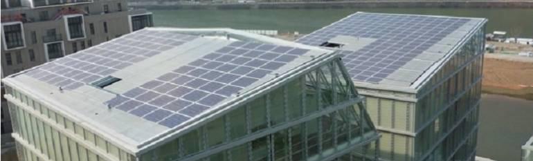 Solar energy production monitoring in Lyon, using satellite information