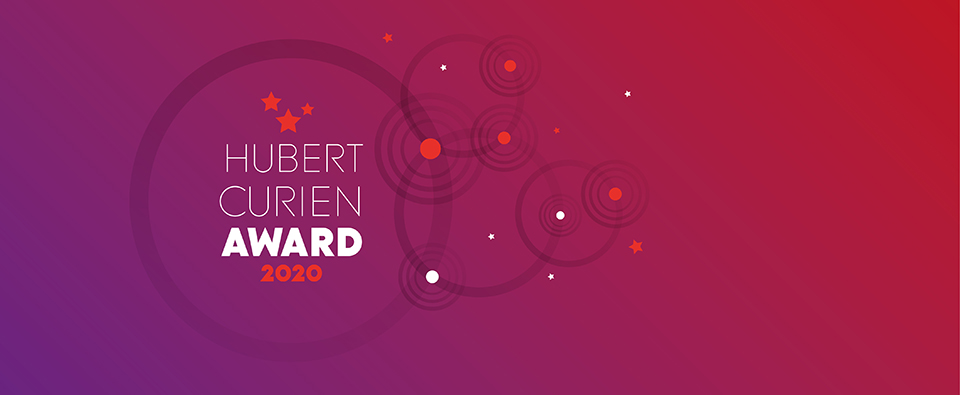 Hubert Curien Award 2020