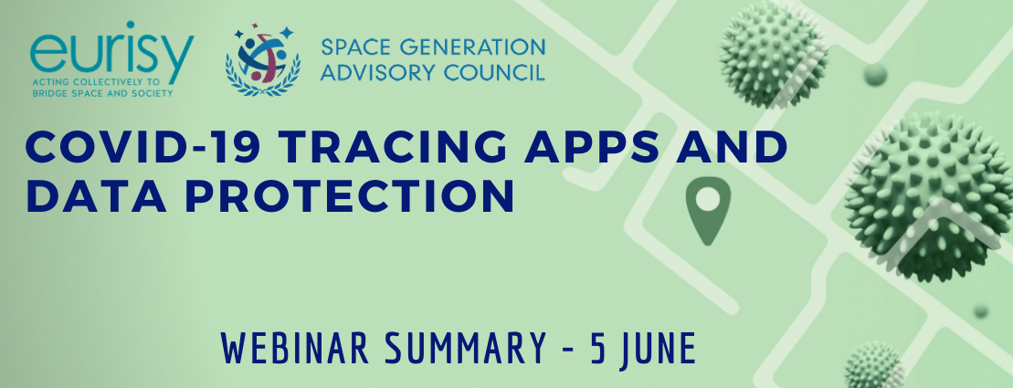 Webinar Summary: Tracing apps and COVID-19 containment