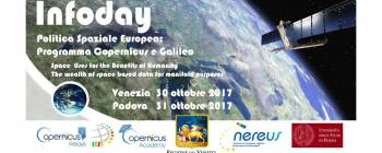 Info Day - European Space Policy: The Copernicus and Galileo programmes