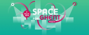 Space4Ghent: Satellite data improving life in cities