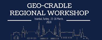 GEO-CRADLE Istanbul Regional Workshop
