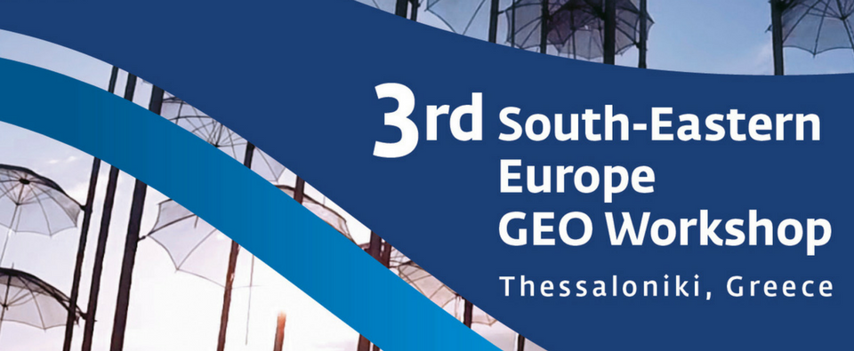3rd South-Eastern Europe GEO Workshop