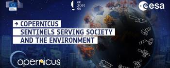 Copernicus- Sentinels serving society and the environment