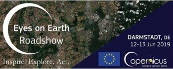 Copernicus 'Eyes on Earth' Roadshow