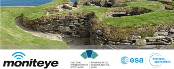 Historic Environment Scotland kick off European Space Agency project