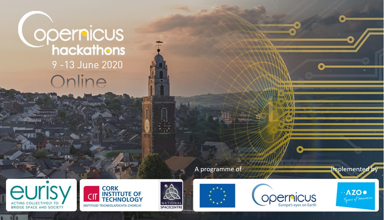 Copernicus Hackathon Cork