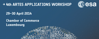 4th ARTES Applications Workshop