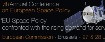 Seventh annual Conference on European Space Policy