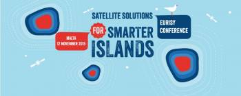 Satellite solutions for smarter islands