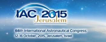 Eurisy presentation: IAC 2015 - Space The Gateway for Mankind's Future