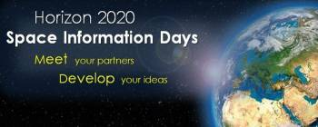 Horizon 2020 Space Information Days 2015