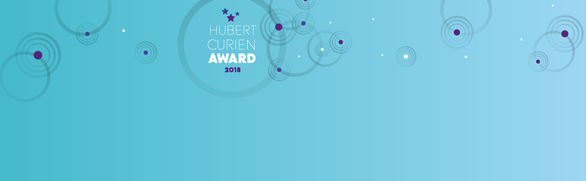 The Hubert Curien Award 2018