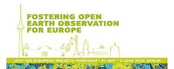10th GEO European Projects Workshop