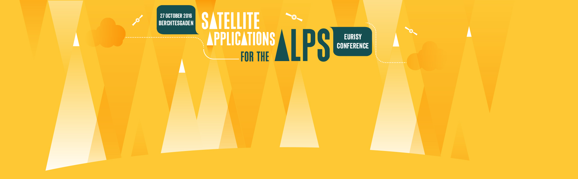 Satellite Applications for the Alps