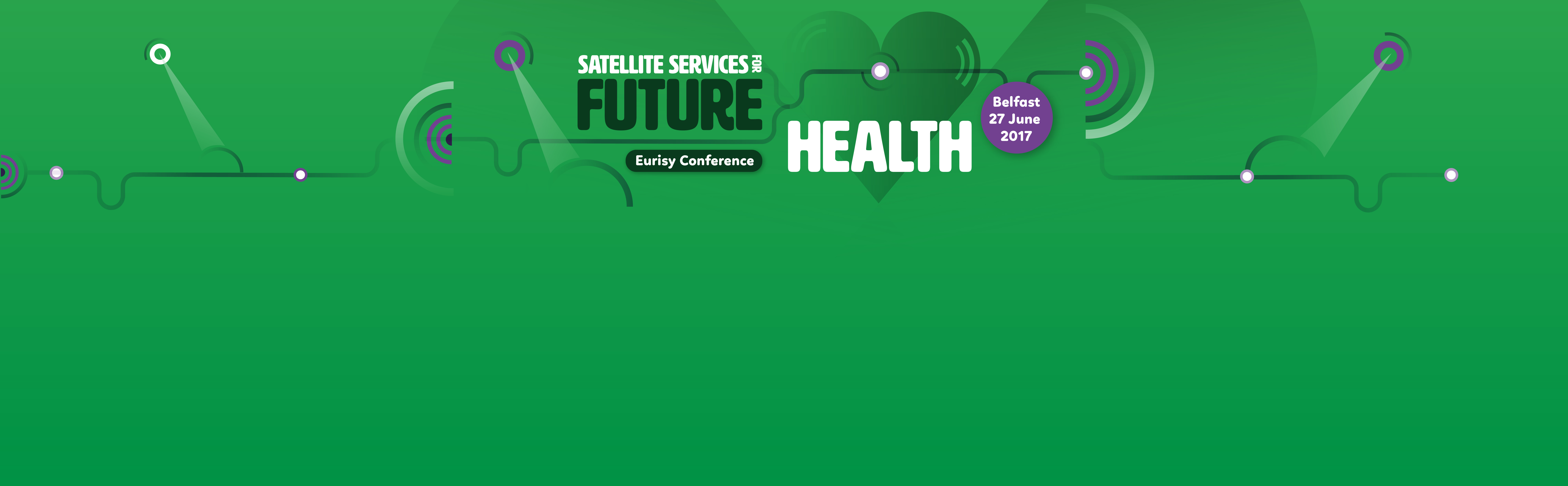 Satellite Services for Future Health