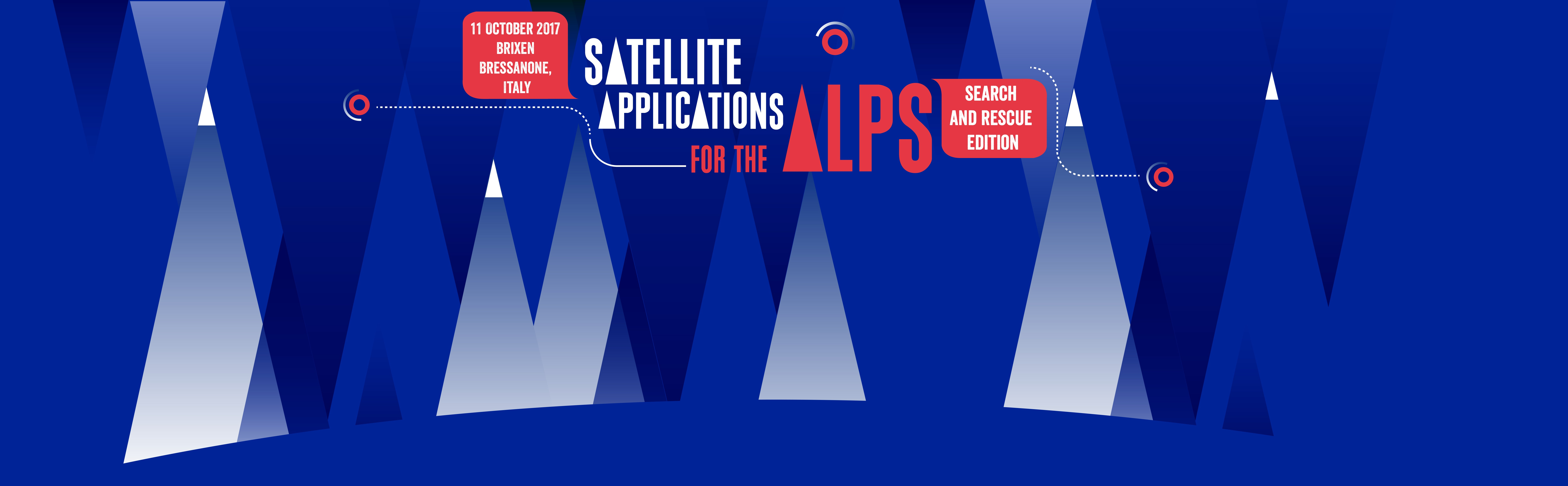 Satellite Applications for the Alps: Search and Rescue