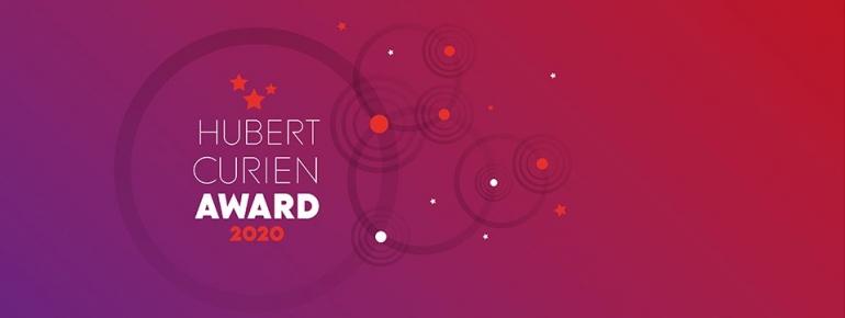 The Hubert Curien Award